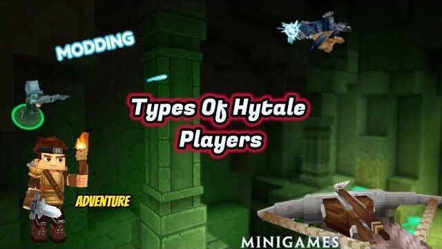 Different Types of Hytale Players | Hytale Forums | Hytale